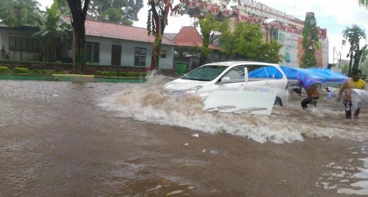 Penyebab Sumenep Rawan Banjir