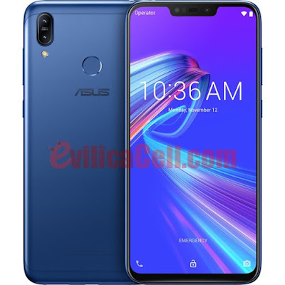 Cara Flash Asus Zenfone Max M2 ZB633KL QFIL