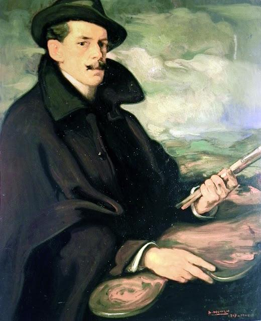 Gonzalo Argüelles Bringas, Portraits of Painters, Fine arts, Self-Portraits