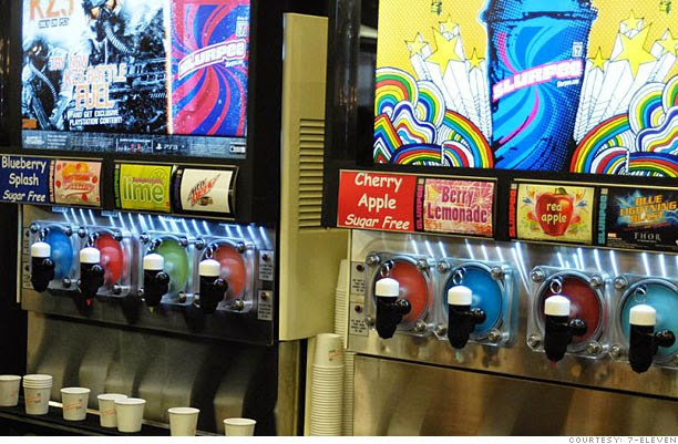 Complete List Of 303 Slurpee Flavors Now That S Nifty