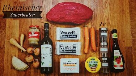 Wie man einen rheinischen Sauerbraten zubereitet | Atomlabor kocht inkl. Rezept zum Nachkochen