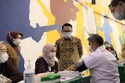 Jelang Pon XX di Papua, Gubernur Jabar Pastikan Atlet Divaksin
