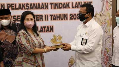 Komite IV DPD RI Kunker ke BPK Provinsi Sulawesi Selatan