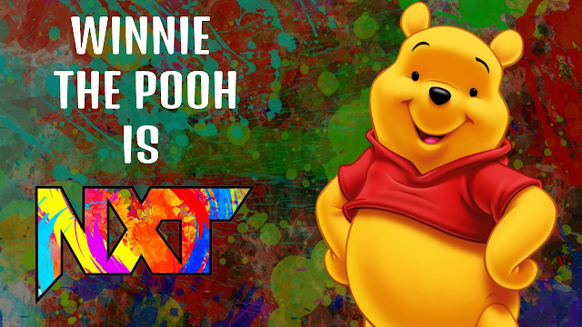 Winnie the Pooh is NXT