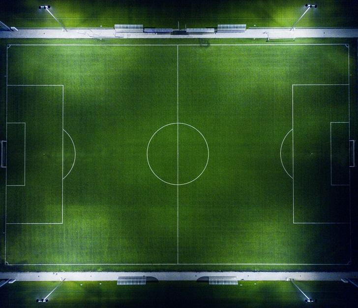Soccer Field Overhead