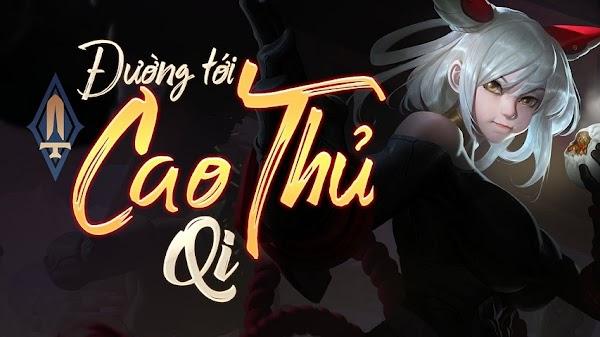 Cách lên đồ Qi - Bảng ngọc, cách chơi Qi mạnh nhất