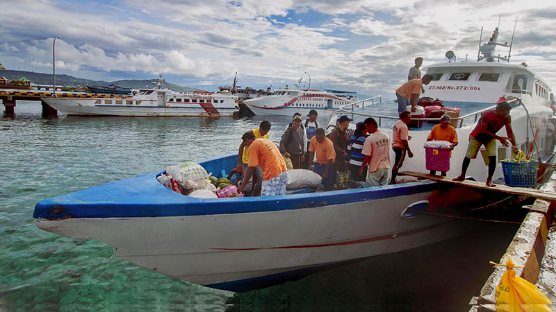 Manfaat Pemantauan Pasut Bagi Maluku