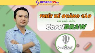 Khóa học thiết kế quảng cáo với phần mềm CorelDRAW