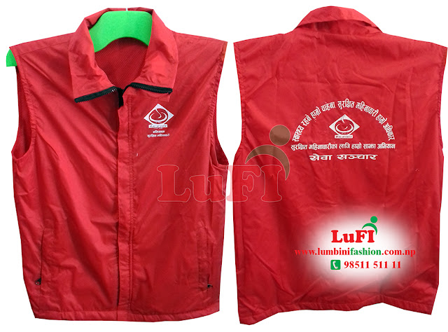 TShirt, Jacket, Cap, Track-suit Manufacturing in Nepal with Printing