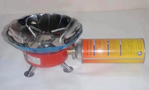 Kompor Portable Mini Windprof