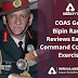 COAS Gen Bipin Rawat Reviews Eastern Command Collective Exercise