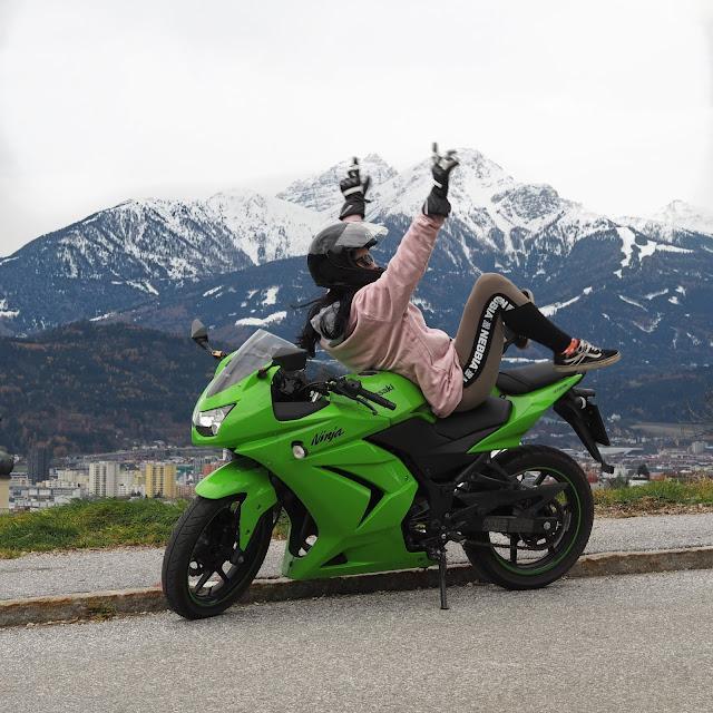 Innsbruck na motorke