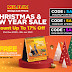 CHRISTMAS AND NEW YEAR SALE PROMO | 21 DECEMBER 2020 - 08 JANUARY 2020