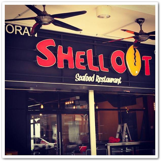 Shell Out Ayer 8, Presint 8, Putrajaya