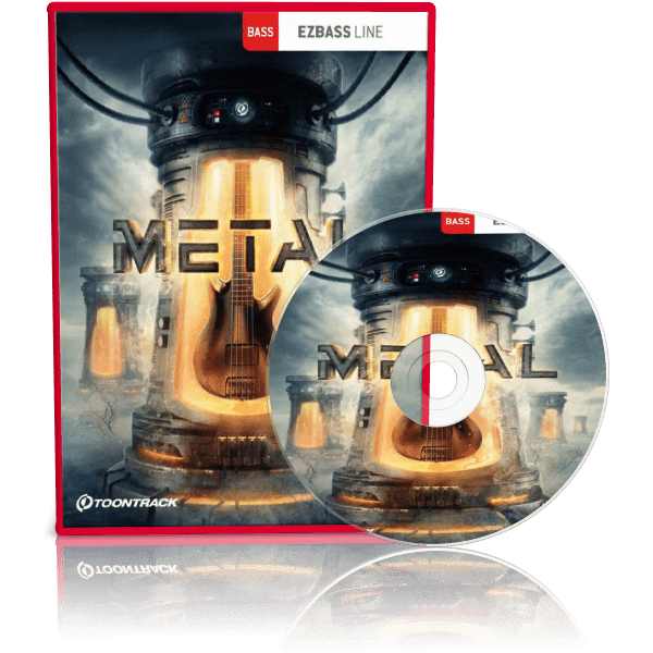 Toontrack Metal EBX v1.0.1 Full version