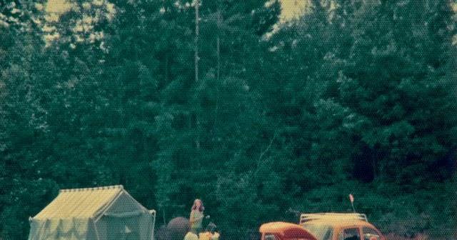 A Compendium of 1970s Camping Scenes