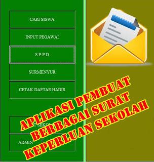 Aplikasi Pembuatan Surat Keperluan Sekolah, Canggih