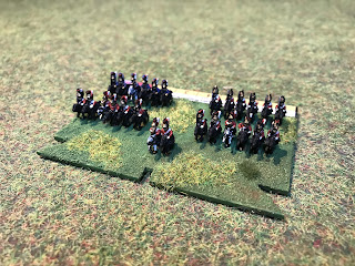 6mm Household Cavalry from 1815