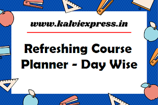 Refreshing Course Planner