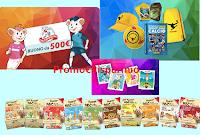 Logo Calciatopolini Parmareggio: vinci premi Official Panini e buoni da 500€