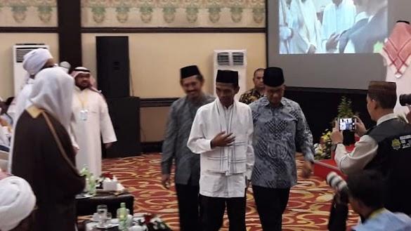 Teriakan 'Anies for President' Terdengar di Pertemuan Ulama