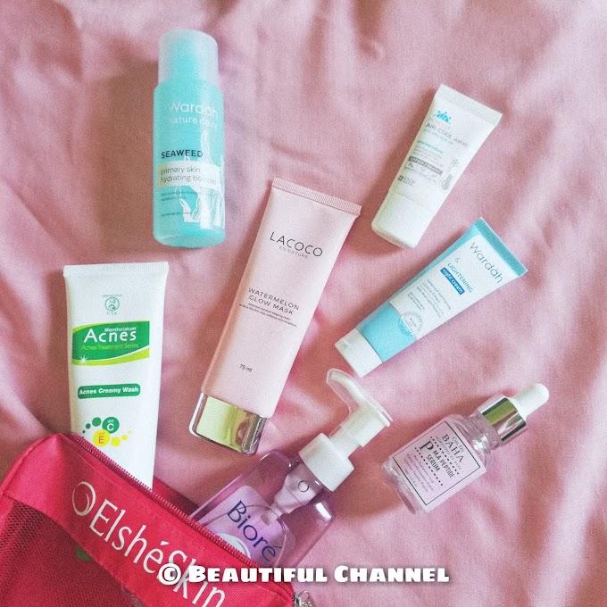 Skincare yang Dibawa Saat Traveling (Mudik ke Rumah Mertua)