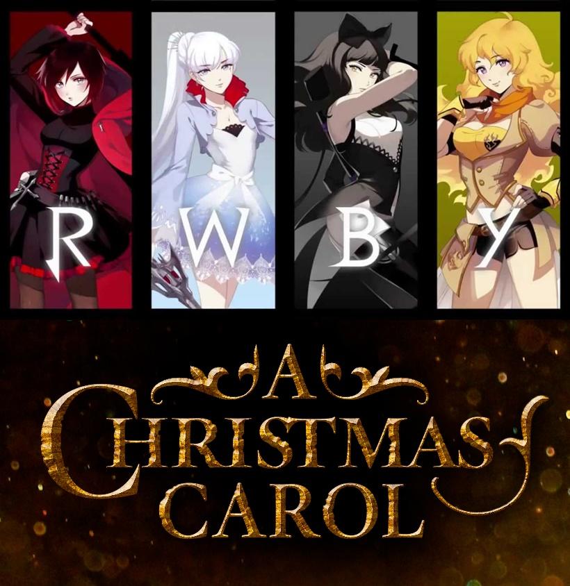 Rwby Christmas.The Blog Of Bryan C Laesch A Rwby Christmas Carol