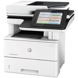 HP LaserJet M527c Drivers & Software Download