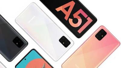 Samsung A51 di Tahun 2020
