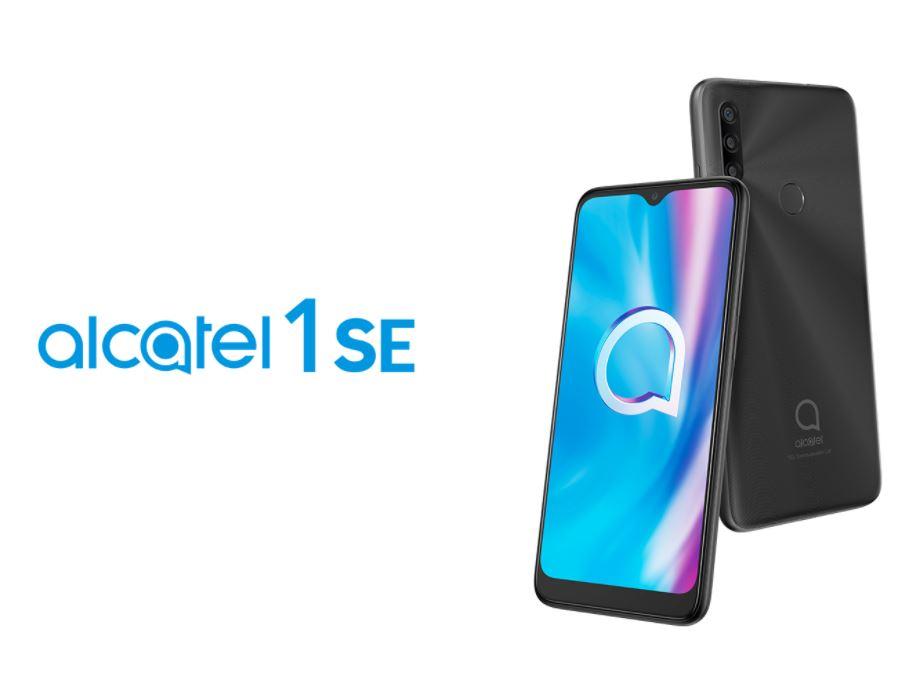 Harga dan Spesifikasi Alcatel 1SE, Smartphone Terjangkau dengan Triple Camera