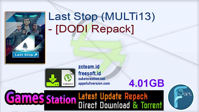 Last Stop (MULTi13) – [DODI Repack]