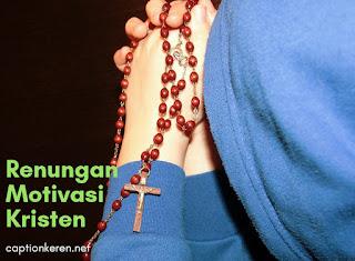 renungan motivasi kristen