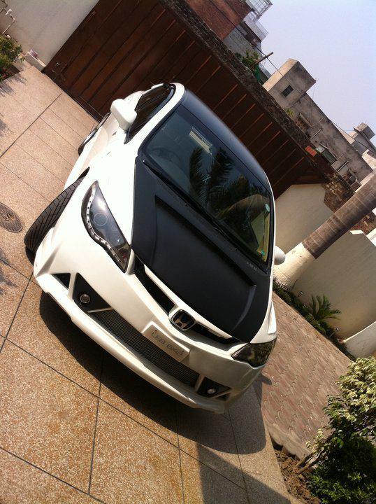 2012 Honda Civic Mods : honda, civic, Bazbiz, Wallpaper, Modifications:, Honda, Civic, Black, White, Modified