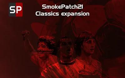 Classic teams pes21