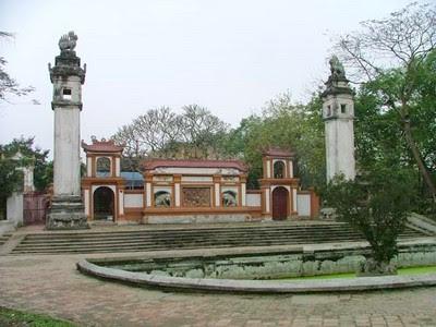 Đền Hồng Sơn - Nơi hội tụ giá trị lịch sử văn hóa tâm linh - TP Vinh Nghệ An