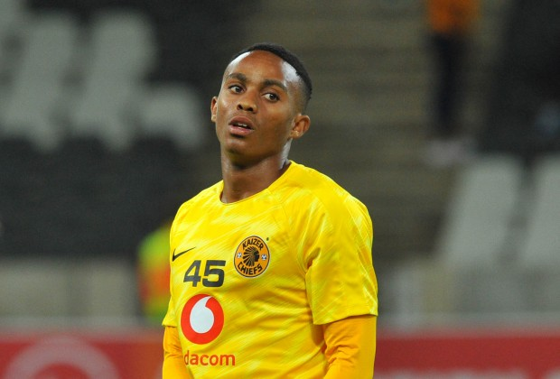 Kaizer Chiefs youngster Njabulo Blom