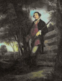 John Parker, 1st Baron Boringdon  by Sir Joshua Reynolds (1767)