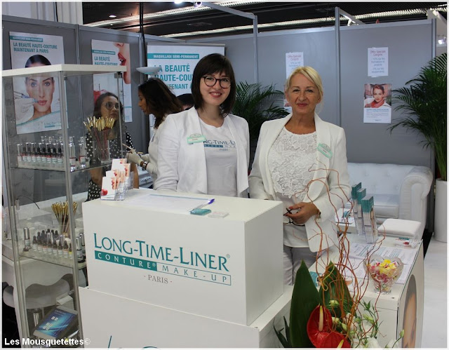 Beauty Forum Paris 2016 - Long Time Liner - Blog beauté Les Mousquetettes©
