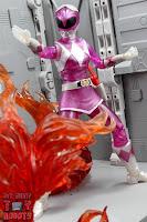 Lightning Collection Mighty Morphin 'Metallic' Pink Ranger 17
