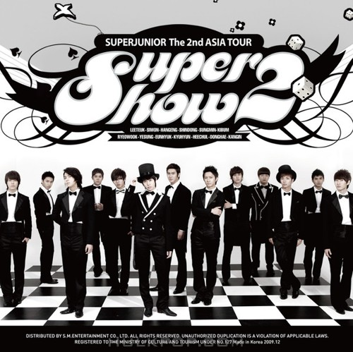 SUPER JUNIOR – The 2nd Asia Tour Concert Album `Super Show 2` (ITUNES PLUS AAC M4A)