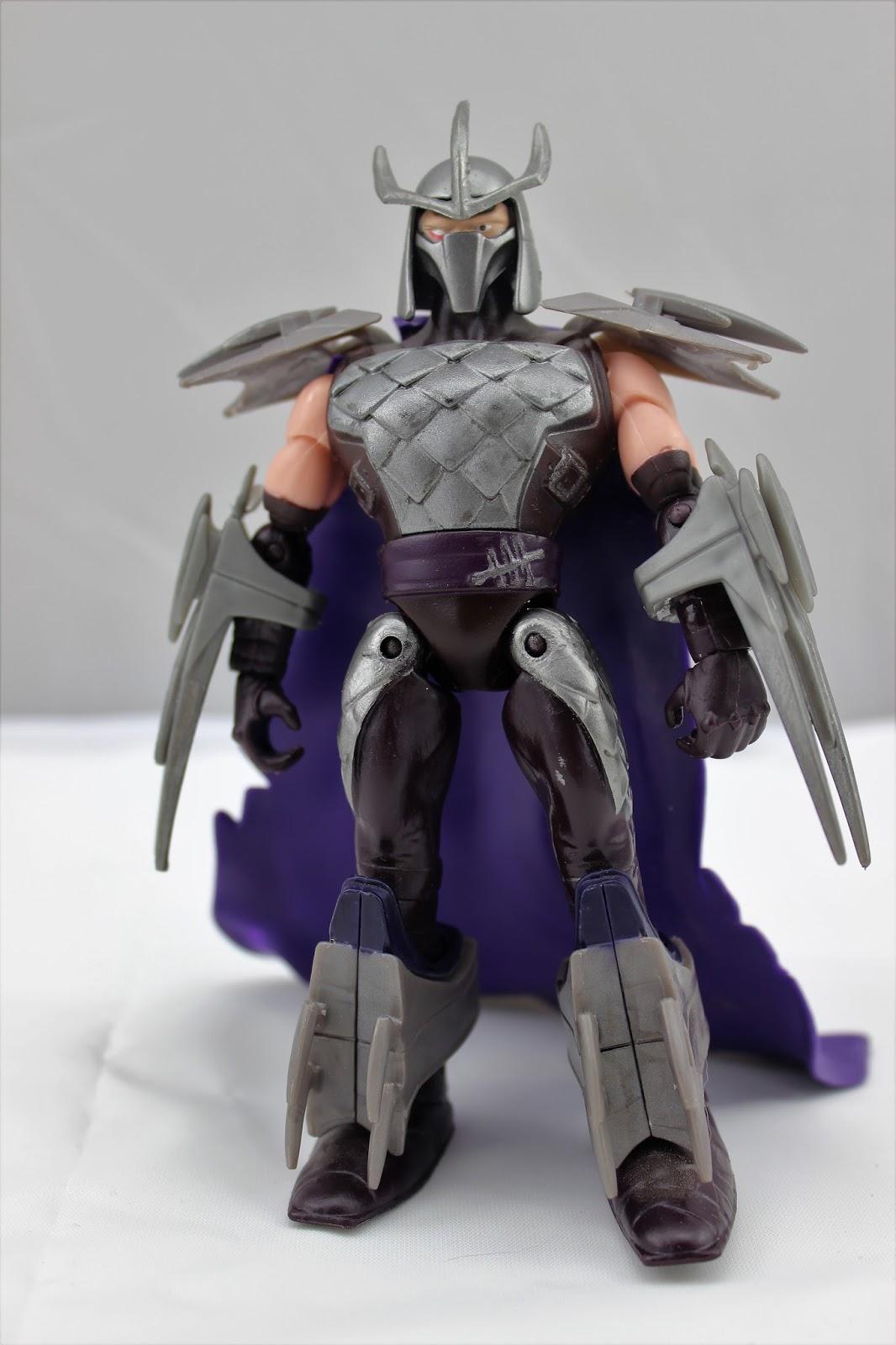 Jay S Toy Shelf Playmates Toys Shredder Customization Tmnt