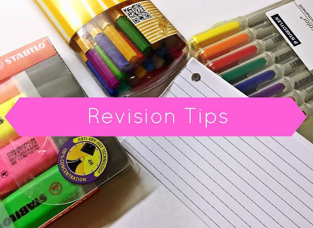 Revision Tips
