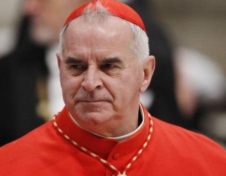 Cardinal Keith O'Brien dies at the age of 80