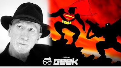 Frank Miller vem celebrar os 80 anos do Batman.