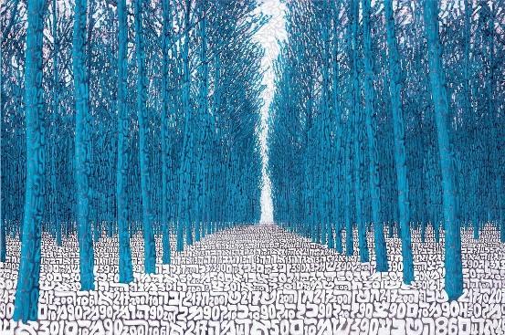 Tobia Rava: Foresta Alchemica (Alchemic Forest)