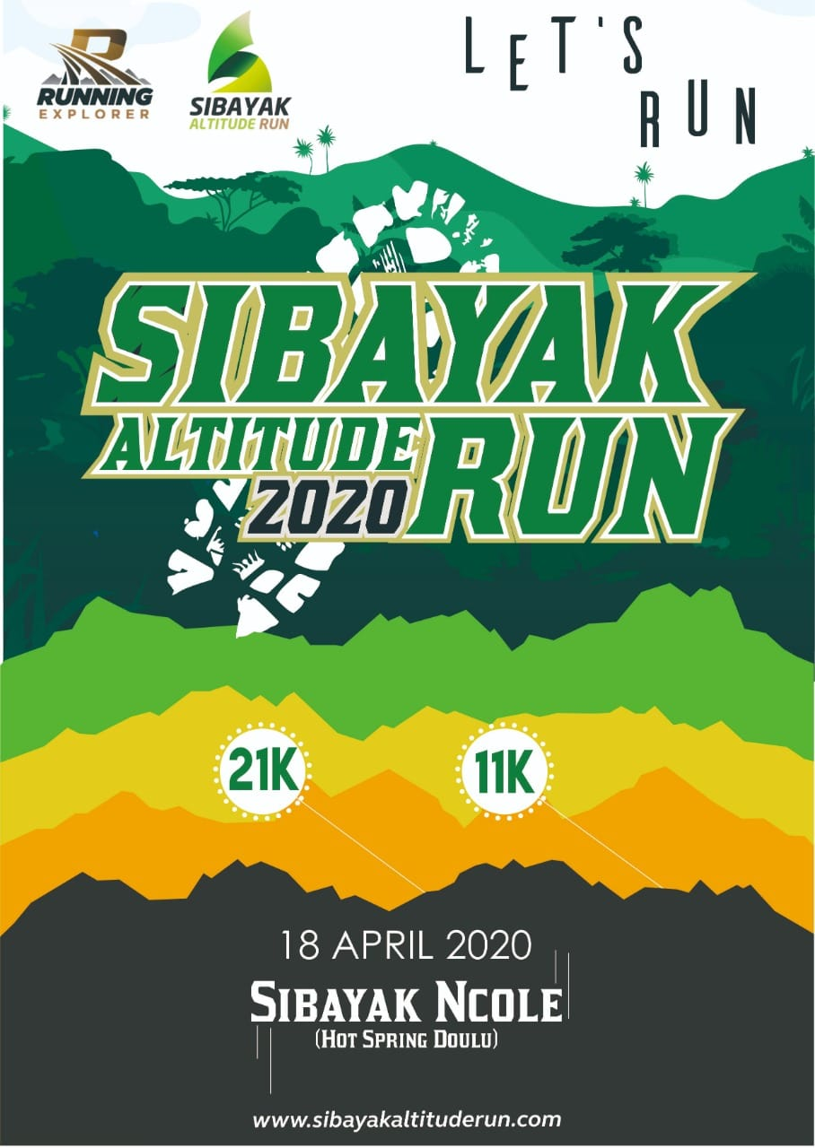 Sibayak Altitude Run • 2020