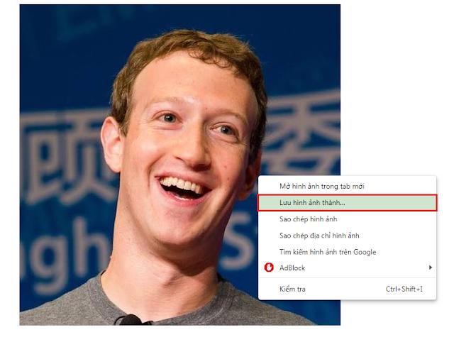 Hướng dẫn lấy avatar nick facebook bật khiên
