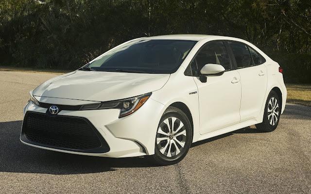Novo Toyota Corolla 2020