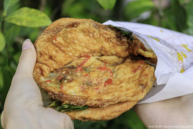 MG 1210 - 梅亭街蔥油餅,巷弄間的隱藏版蔥油餅,每天只營業三個半小時,人氣品項晚來吃不到!