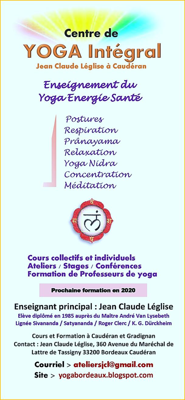 Yoga Relax A Bordeaux La Respiration Yogique